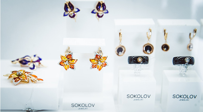 Открытие флагманского shop-in-shop SOKOLOV в Москве