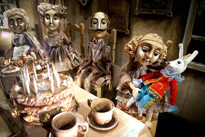 Челябинский кукольный театр