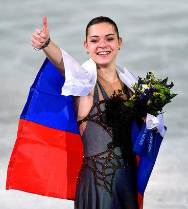 Аделина Сотникова фото