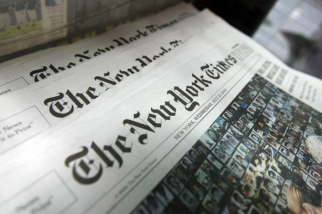 Газета во сне