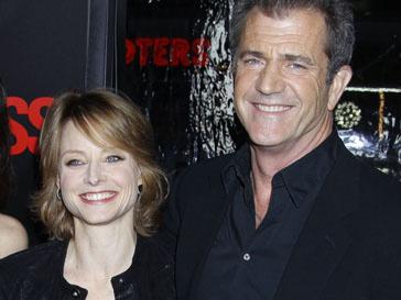 Джоди Фостер (Jodie Foster) заступилась за Мела Гибсона (Mel Gibson)