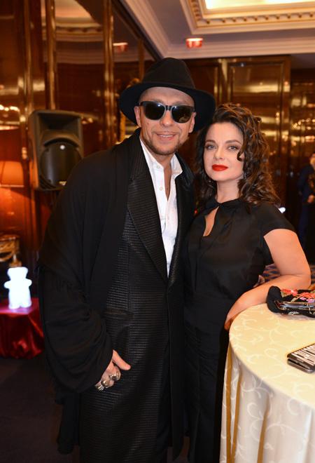 Игорь Гуляев и Наташа Королева, фото