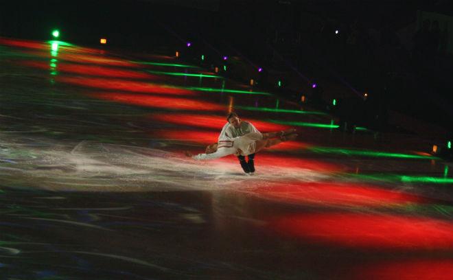 Ледовое шоу Ильи Авербуха «Одноклассники», «Ледниковый период»