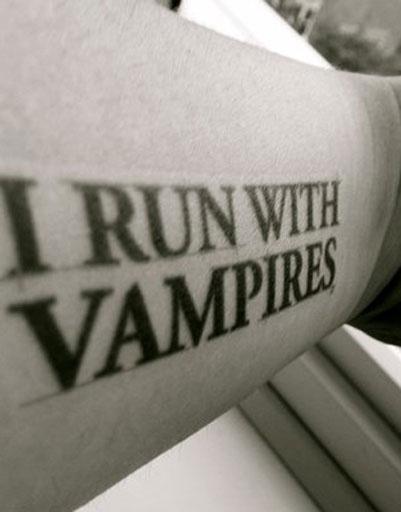 Вампиры стали героями XXI века