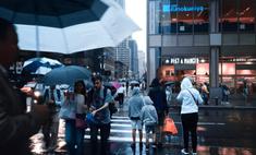 успокаивающий youtube-канал котором часами гулять городам мира дождем