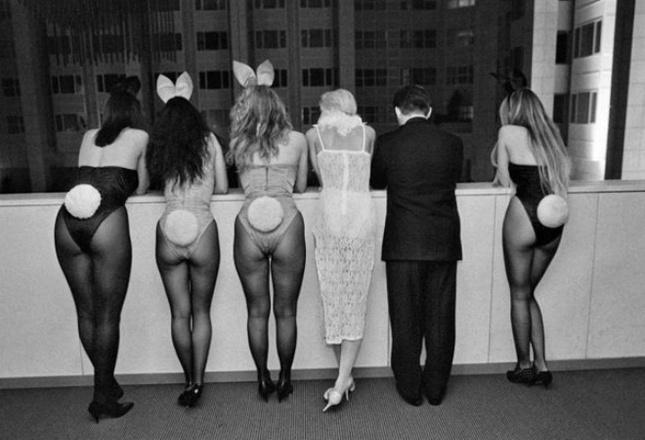 Playboy party, Прага, 1994