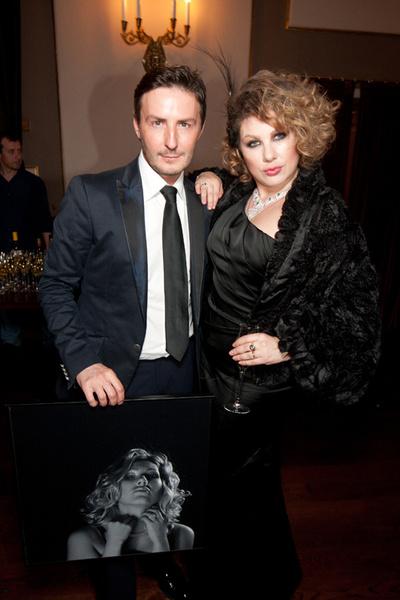 Владимир Широков и Ева Польна