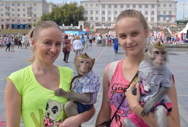 День города Екатеринбурга 2016, фото