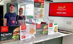 семья построила аналог макдоналдса занять детей карантине фото