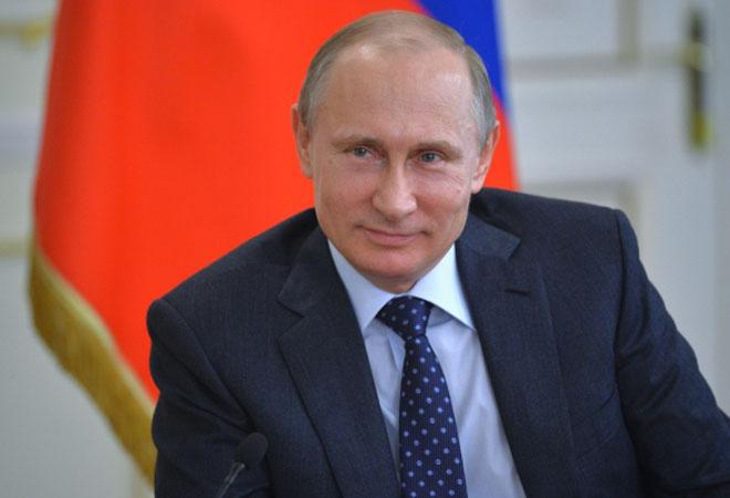 Владимир Путин: фото