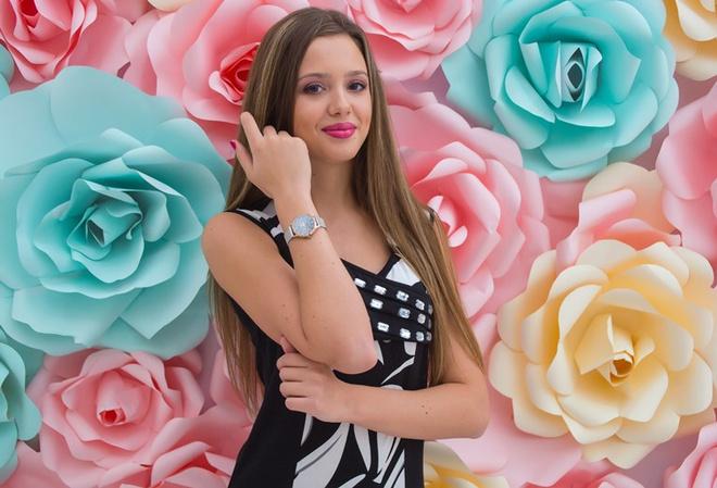 Диана Былкова, финалистка конкурса «Мисс Планета-2017»