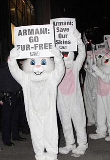 Представители PETA