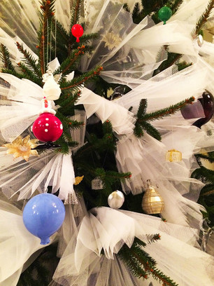 Как украсить елку 2015