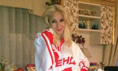 Лера Кудрявцева: «У нас сейчас не квартира, а цветочный киоск»
