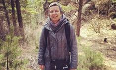 Сурганова в Красноярске нашла на «Столбах» подснежники