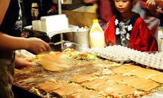 Как удивить «японской пиццей»?