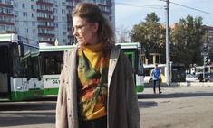 Назад в 90-е: Собчак вышла в свет с челночной сумкой