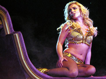 Бритни Спирс, Britney Spears, концерт, музыка
