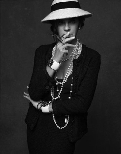 «The Little Black Jacket: «Chanel's Classic Revisited»