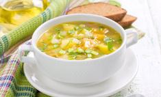 Готовим вкусный гороховый суп с грибами