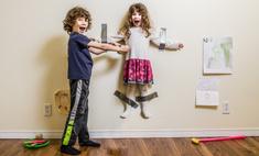 авторитетно разруливать конфликты cвоих детей