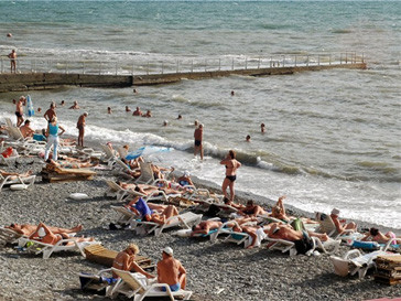 В Сочи открылся курортный сезон