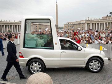 курьезы, Папа Римский, ПДД, Германия, закон