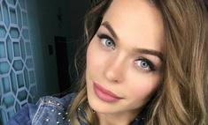 Анна Хилькевич без макияжа выглядит на 15 лет