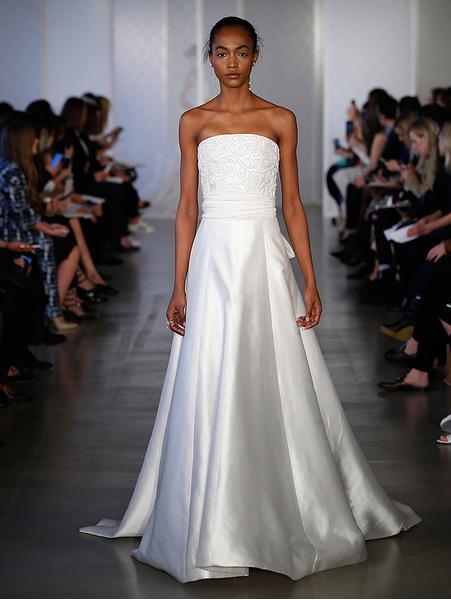 Лучшие коллекции Недели свадебной моды   галерея [3] фото [20]