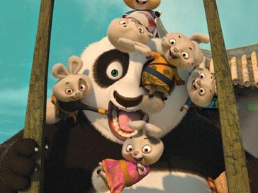 Кадр из фильма «Кунг-Фу Панда-2»