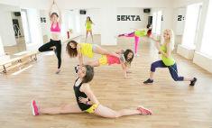 Топ-10 эффективных утренних упражнений от Школы идеального тела #Sekta