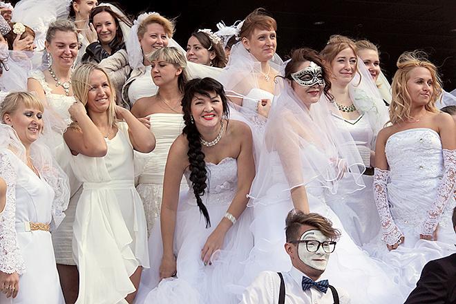 фестиваль невест в Челябинске