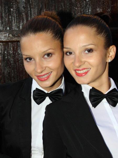 Юлия и Ольга Гапоновы, близнецы Тулы