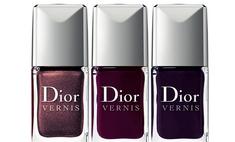Под знаком фиалки: новая коллекция лаков Dior