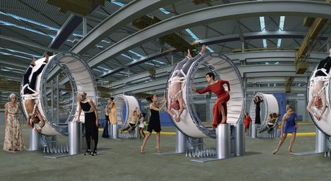 Открылась выставка AES+F «Inverso Mundus»   галерея [1] фото [4]
