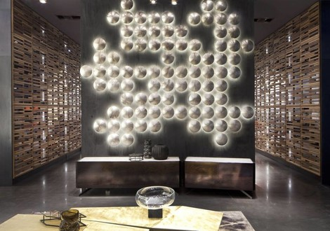 Мебель и светильники марки Henge | галерея [1] фото [8]