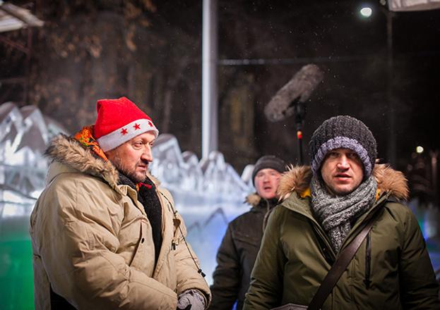 """Гоша Куценко, Василий Сигарев, фильм """"Страна Оз"""""""