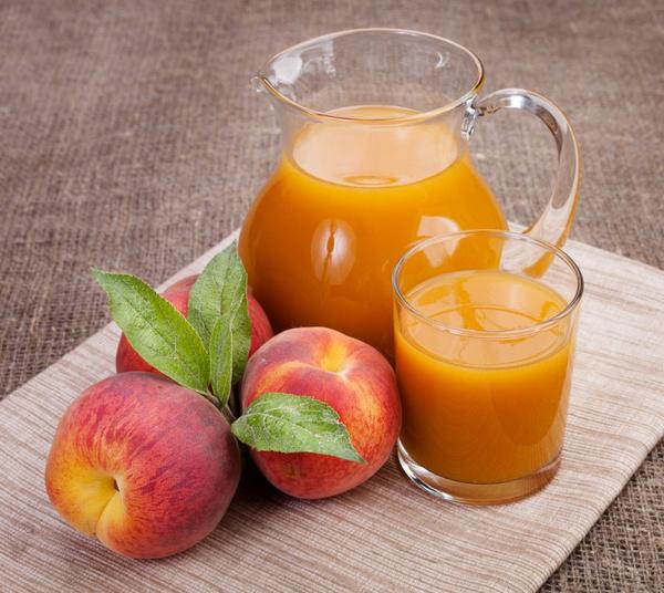 Персик, полезные свойства. Видео