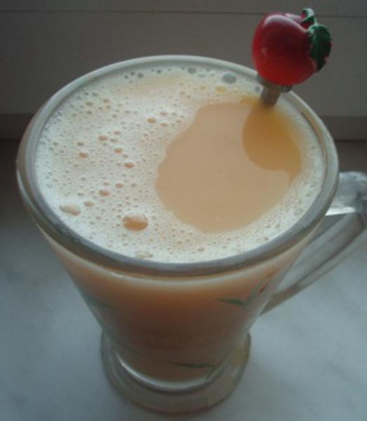 Кастэрд, или яичный чай