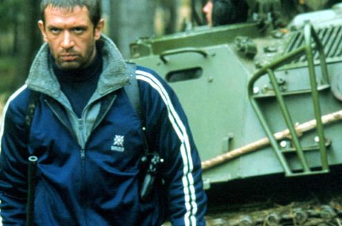 В тылу врага, Владимир Машков