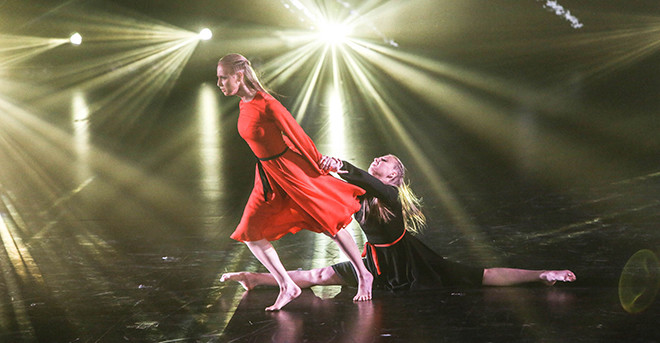 Танцы на ТНТ, проект Танцы, сестры Михайлец, участники, Вика и Настя Михайлец, видео