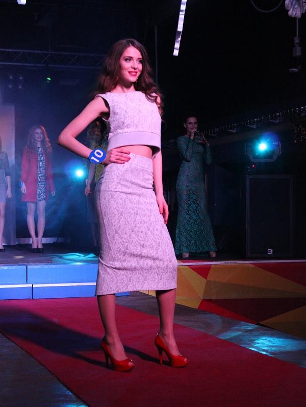 «Мисс Тольятти-2015» обожает готовить, Алина Клименок