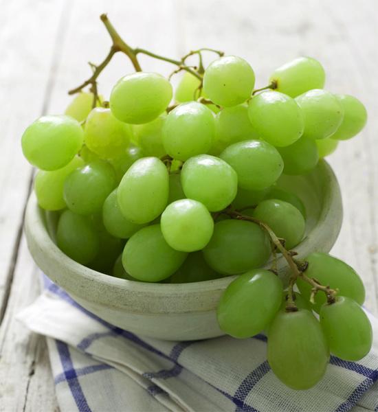 Зеленый виноград польза