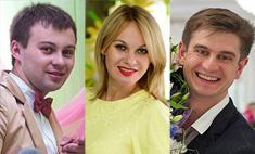 Свадебный сезон – 2016: суперведущие Курска