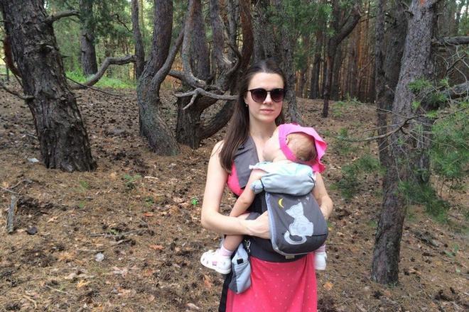 Слинг: нужно ли носить ребенка в слинге. Советы