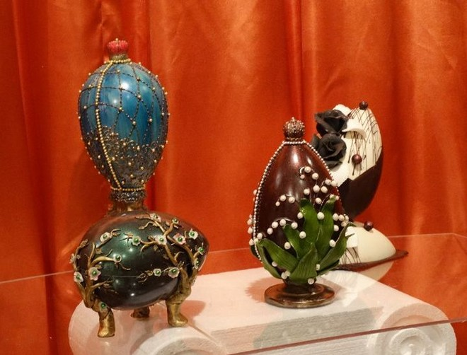«Музей шоколада Nikolya»: экспонаты