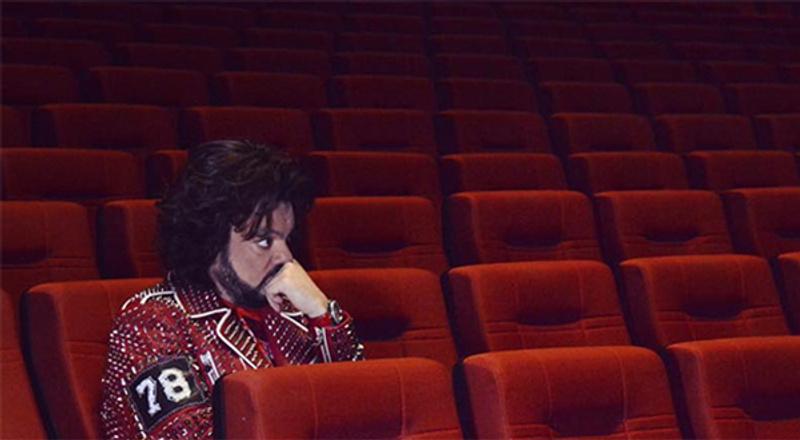 "Филипп Киркоров, съемки фильма ""Личное"", фото"