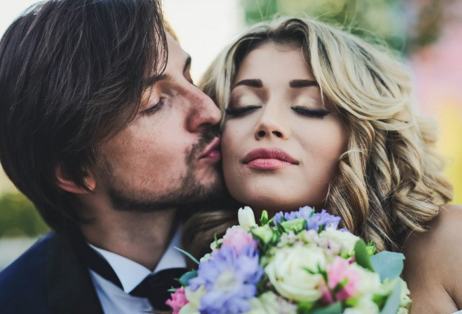 Дмитрий Тихонов и Виктория Чернышева поженились, звездные свадьбы