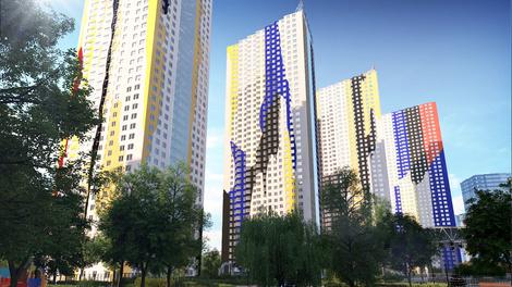 Красногорский жилой комплекс «Арт» от концерна «Крост»