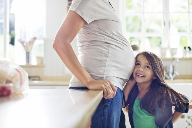Ребёнок часто икает при беременности